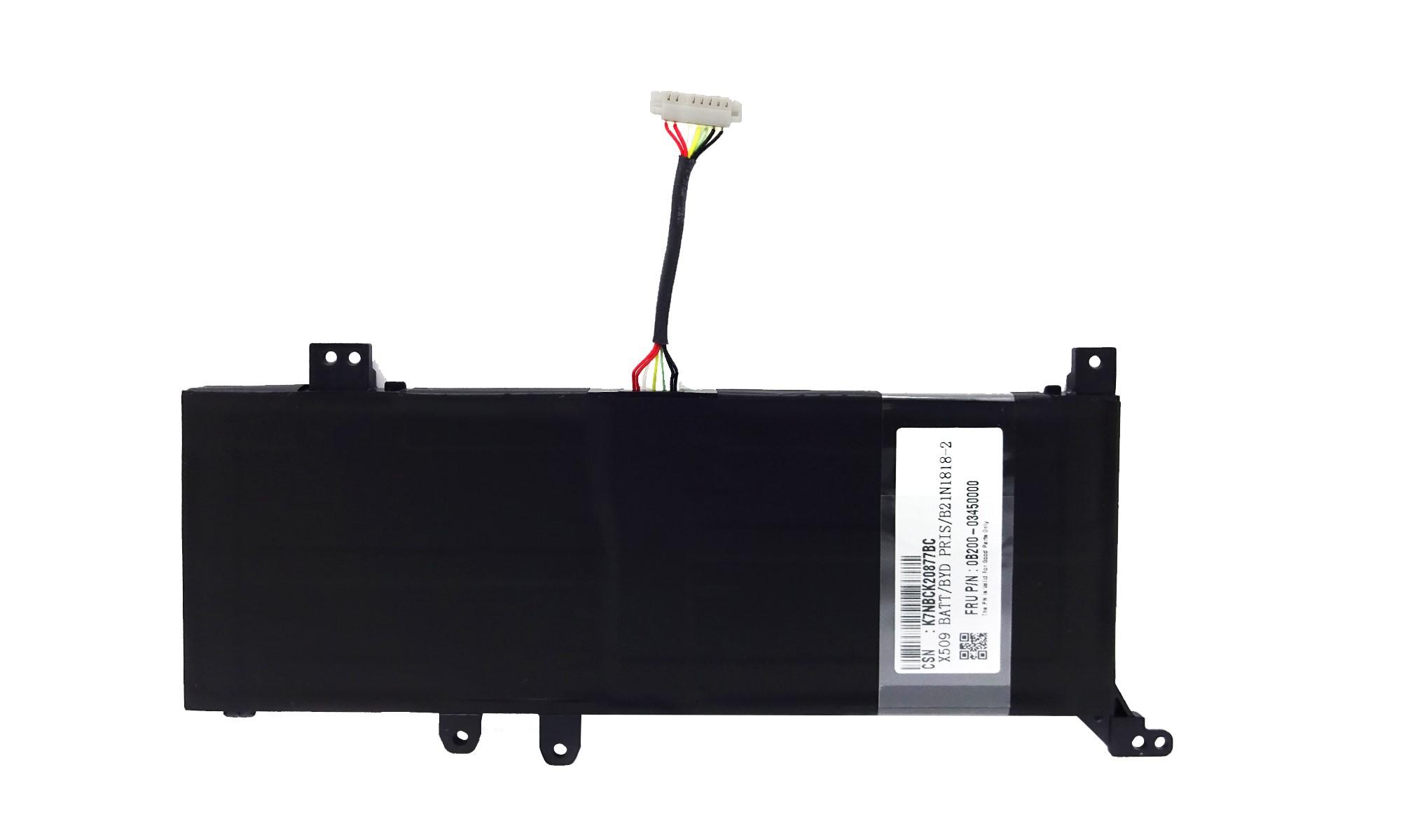Baterie originala laptop ASUS X409BA, X409DA, X409DJ, X409DL, X409FA, X409FB, X409FJ, X409FL, X409UA, X409UJ, model B21N1818-2