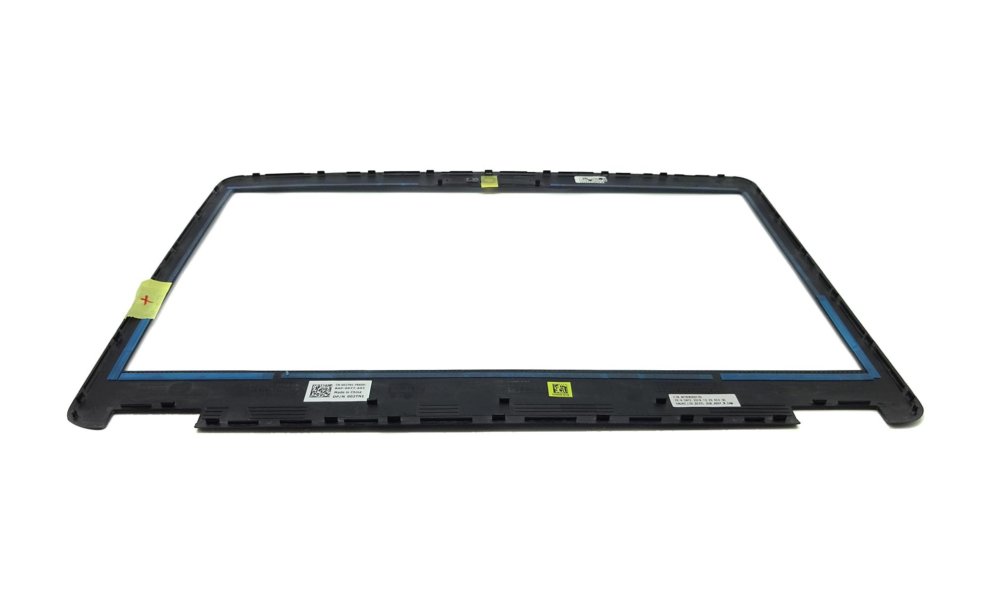 Rama display Dell Latitude E7440, originala, neagra model 02TN1