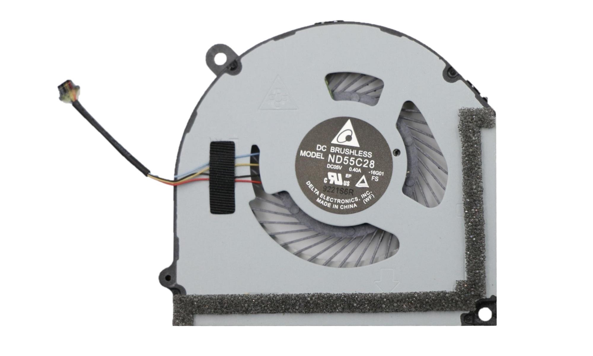Cooler original Lenovo IdeaPad Miix 510-12ISK, 510-12IKB, model 5F10M13933