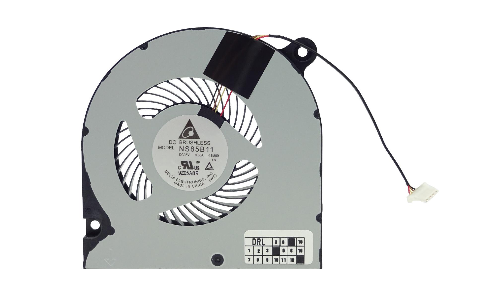 Cooler original Acer Aspire 3 A315-55G, A315-55KG, Aspire 5 A515-54, A515-54G