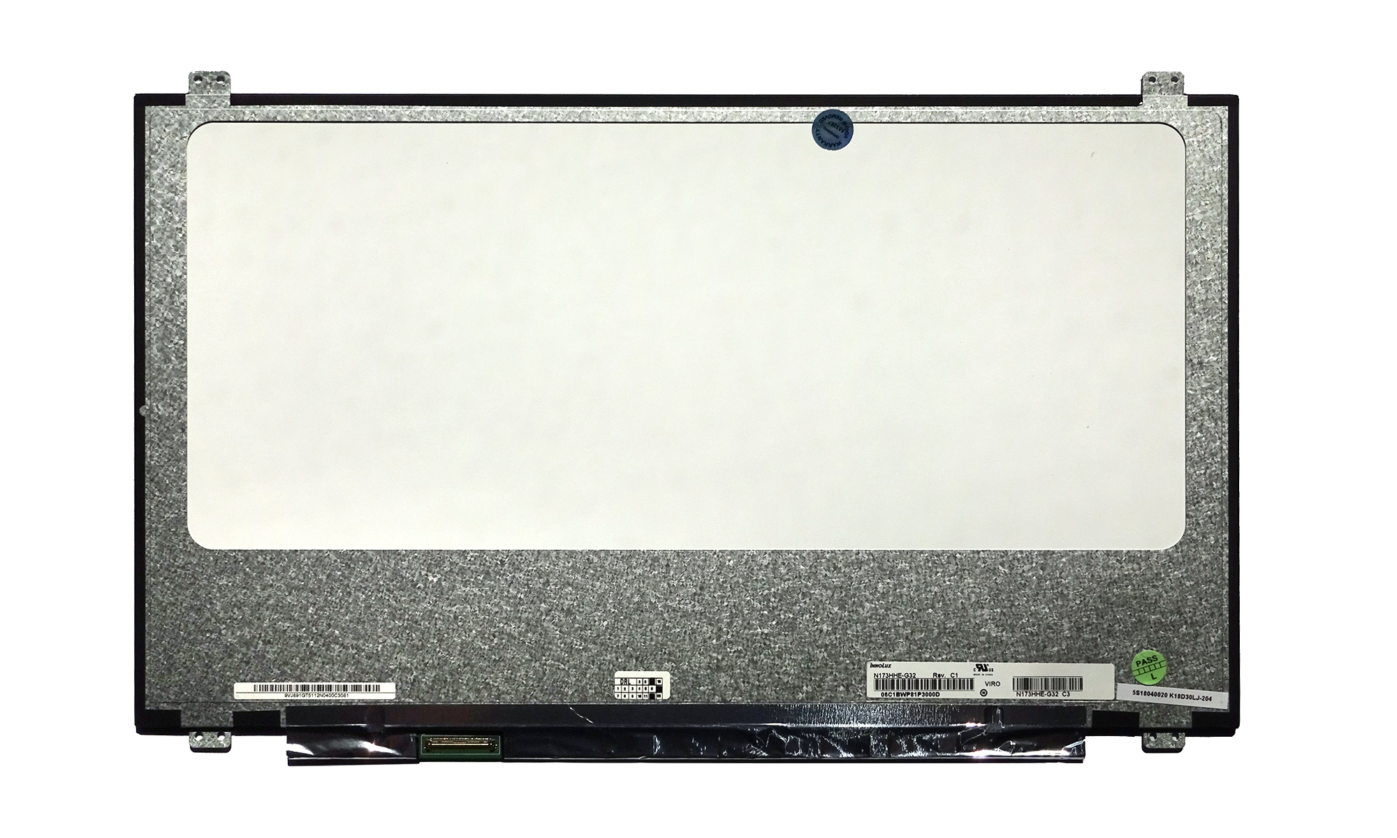 "Display laptop N173HHE-G32 REV.C1, FHD, LED 17.3"", 120 Hz, mat"