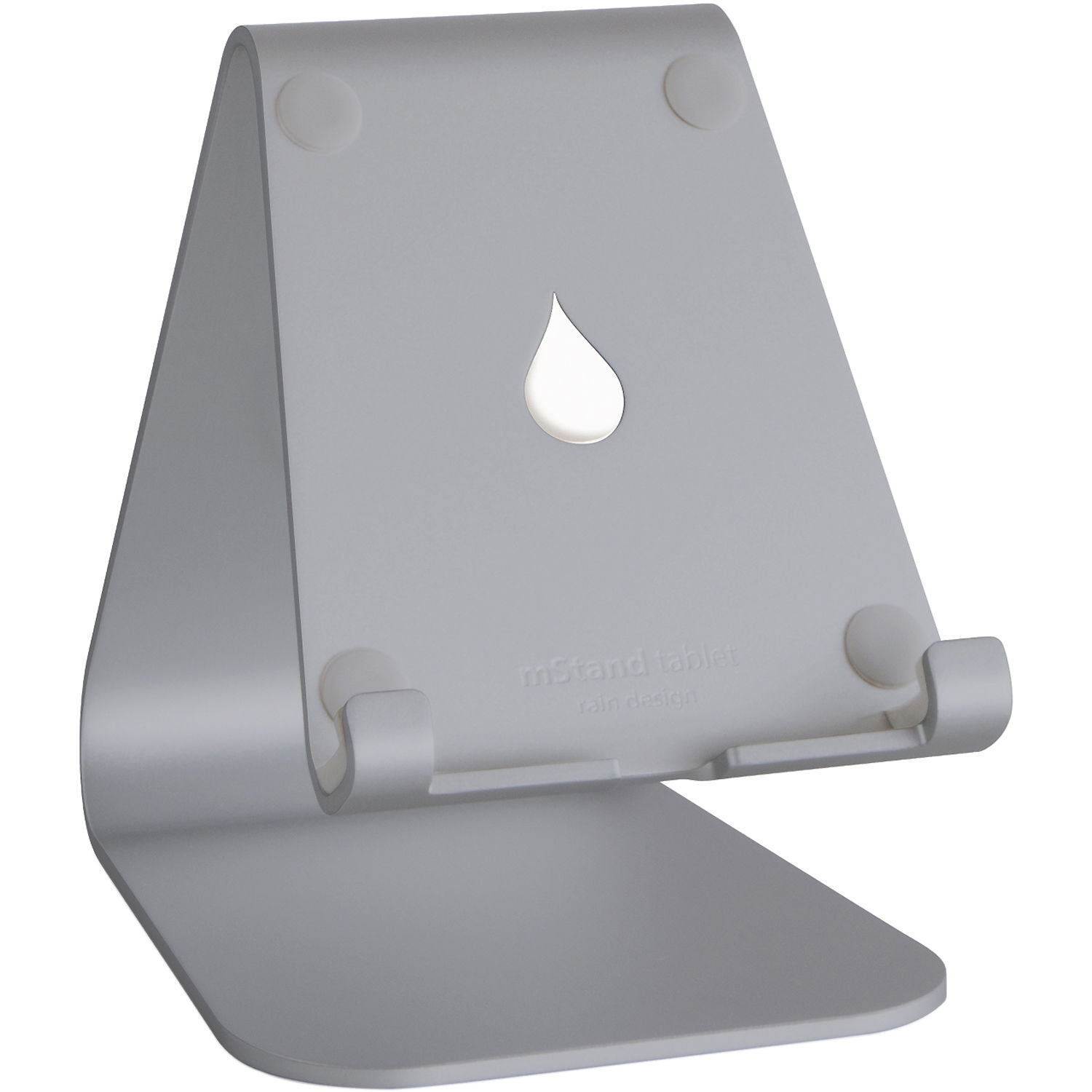 Suport Rain Design mStand Tablet Stand, Space Gray, pentru Apple iPad