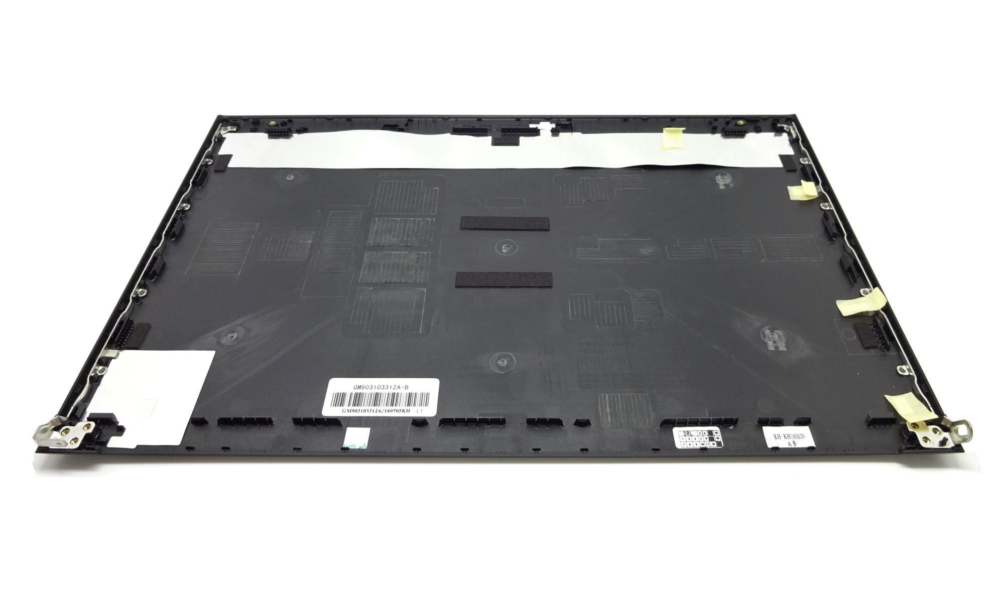 Capac display original Toshiba Tecra R950, negru, model P000557650