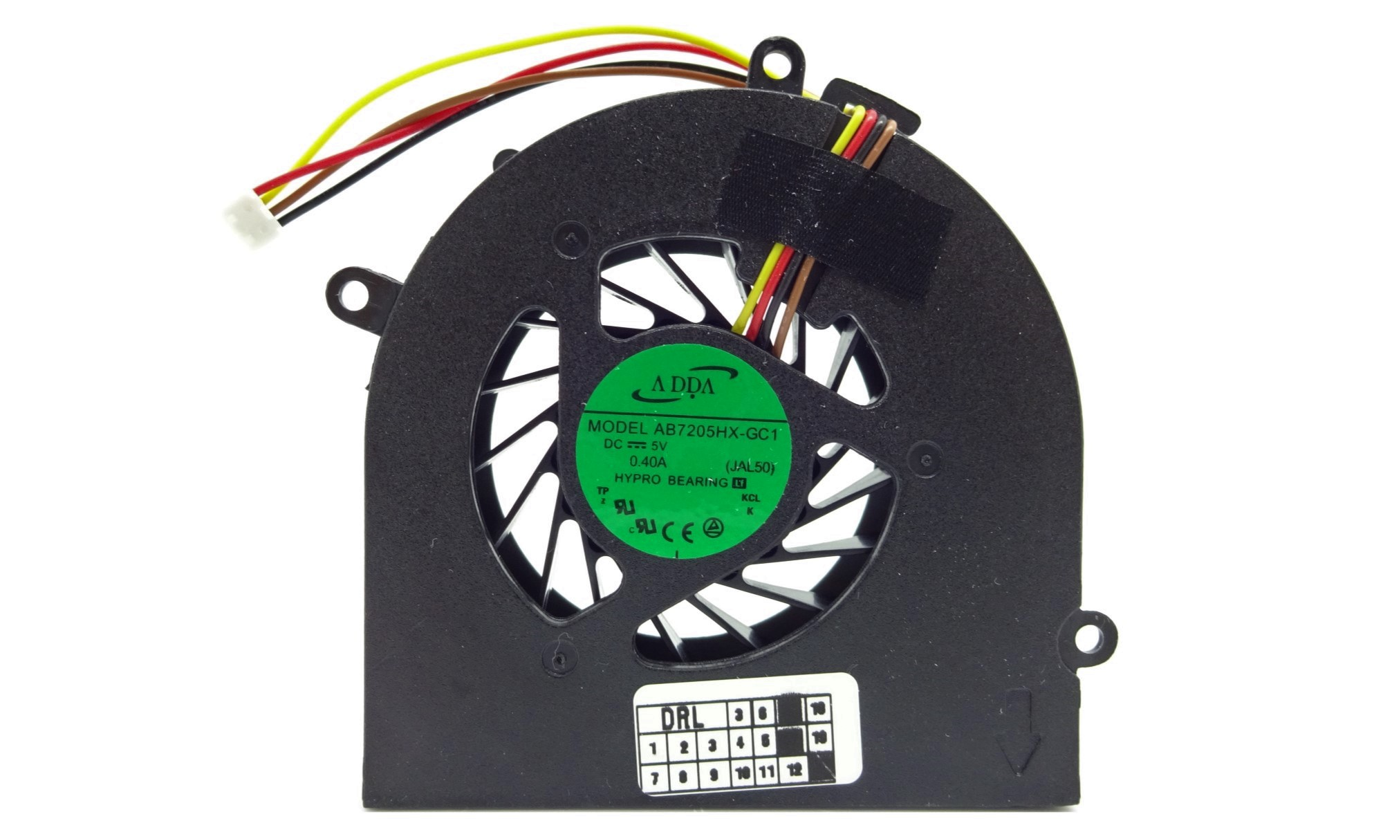 Cooler compatibil Lenovo IdeaPad G470, G475, G570, G575