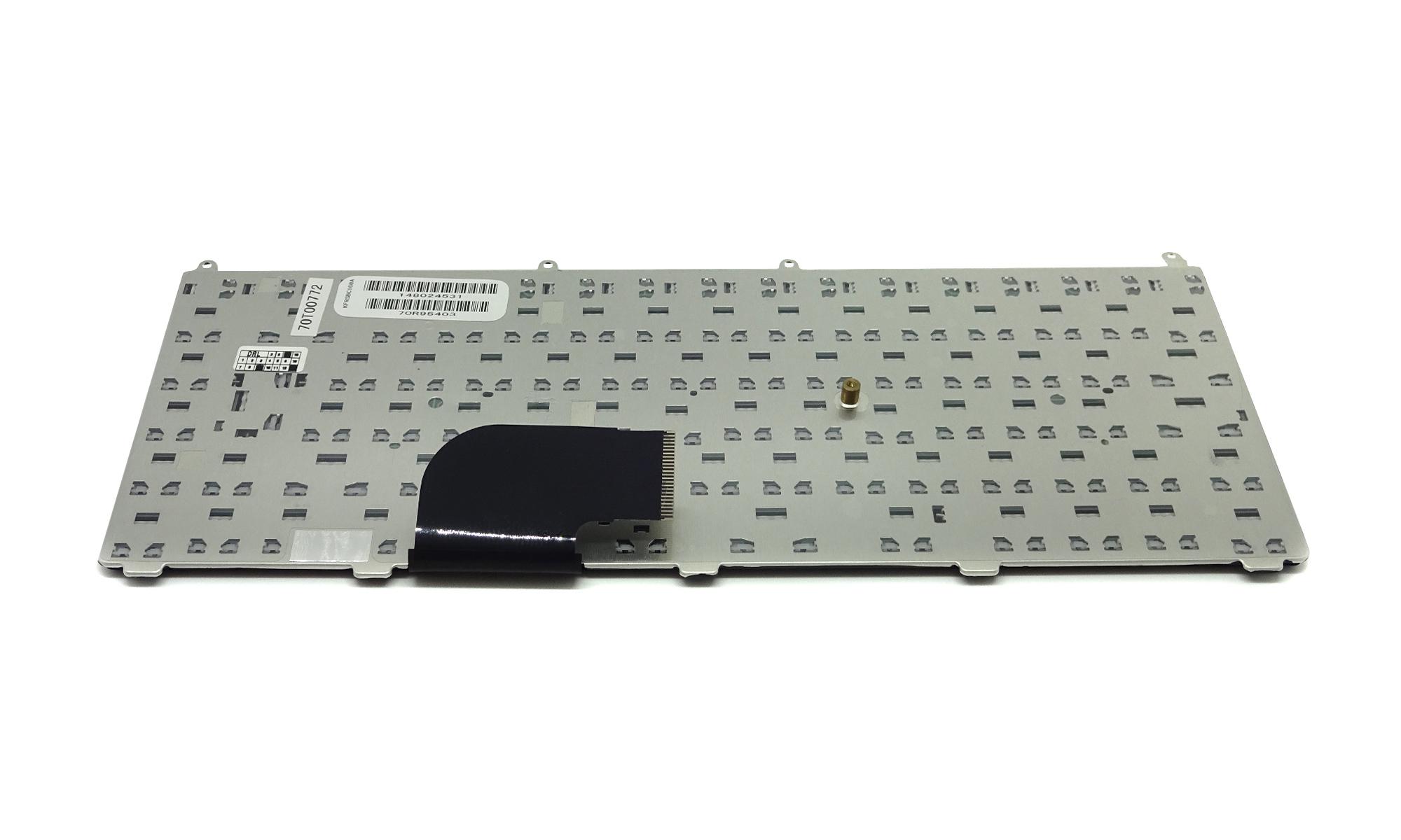 Tastatura compatibila Sony Vaio VGN-AR, VGN-FE, layout UK, neagra, fara iluminare