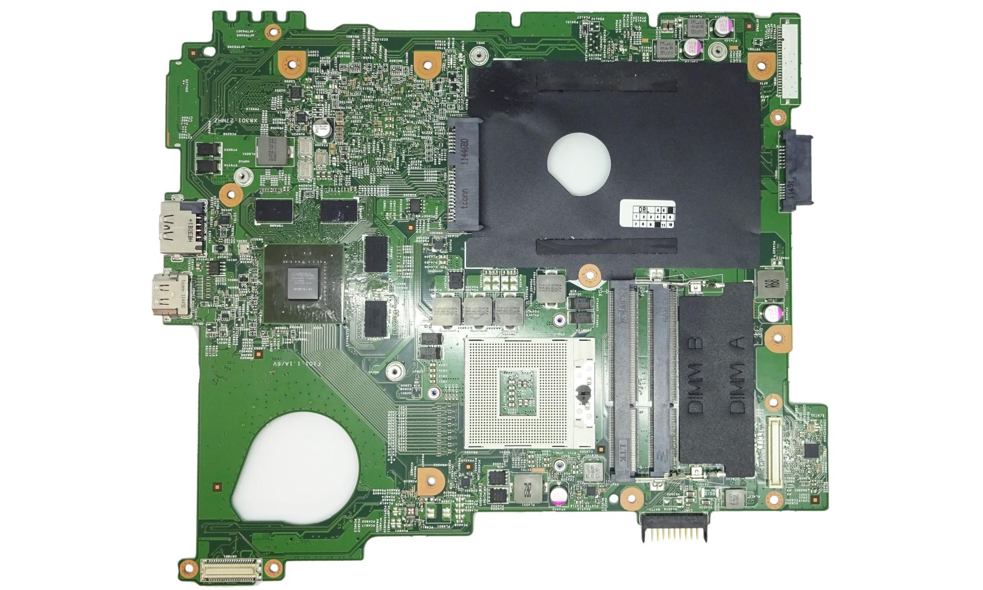 Placa de baza Dell Inspiron N5110 Dual Core, GPU Nvidia