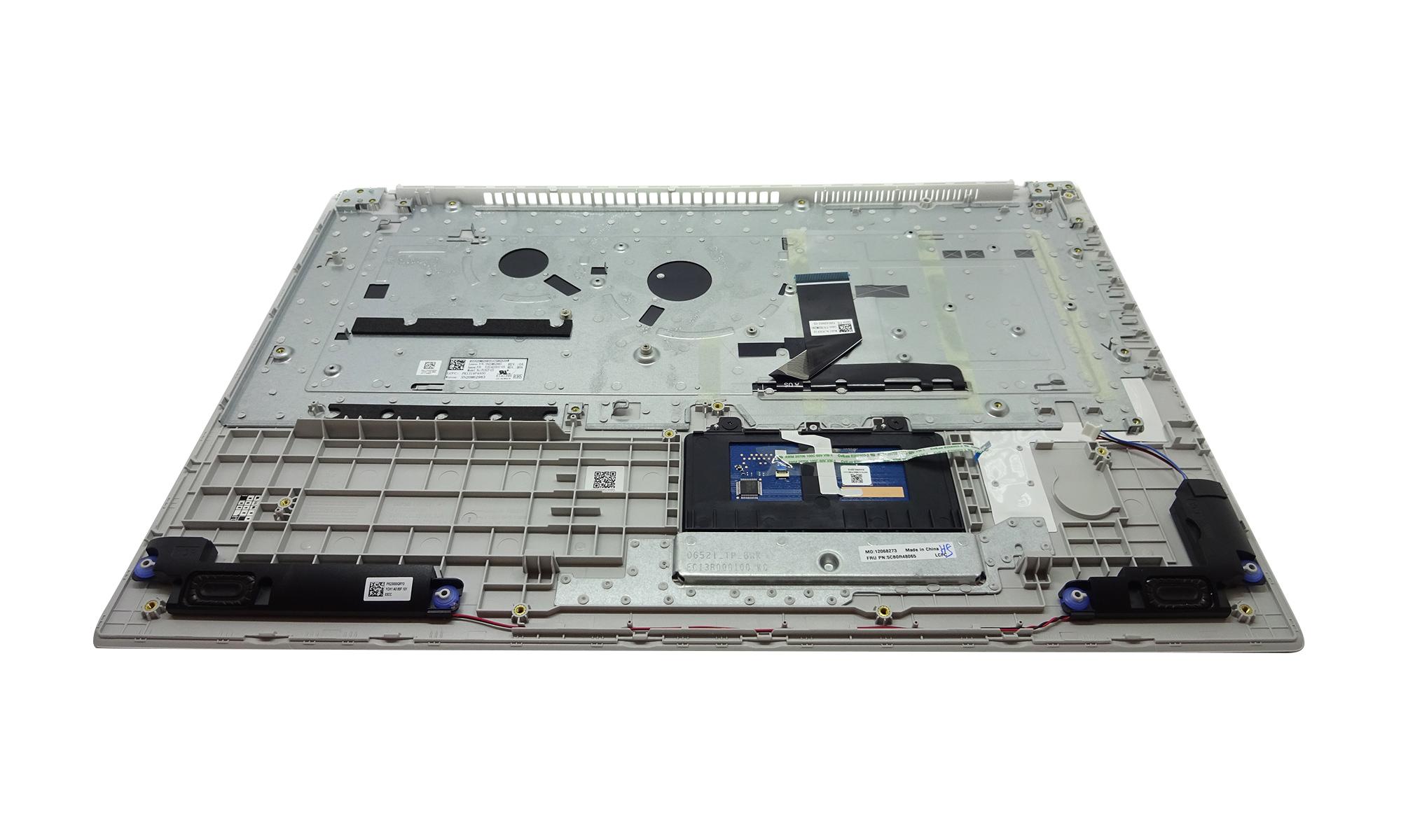 Carcasa superioara cu tastatura Lenovo IdeaPad 330-17ICH, argintiu, layout US, originala, model 5CB0R48065