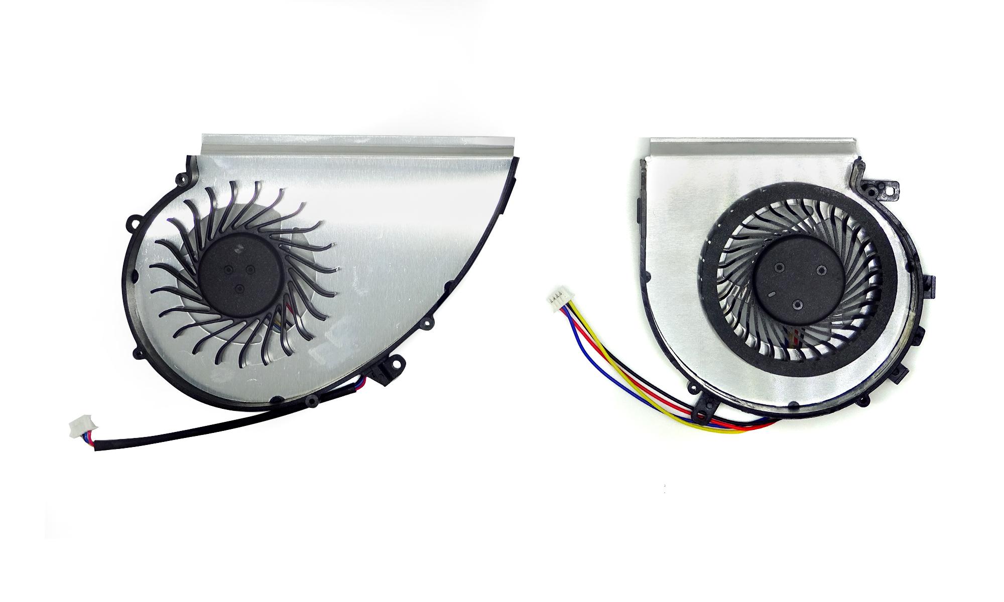 Set coolere laptop MSI GE72, GP72, CPU + VGA