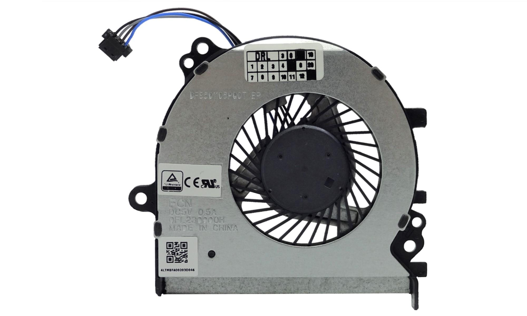 Cooler compatibil laptop HP ProBook 430 G4, model 905730-001