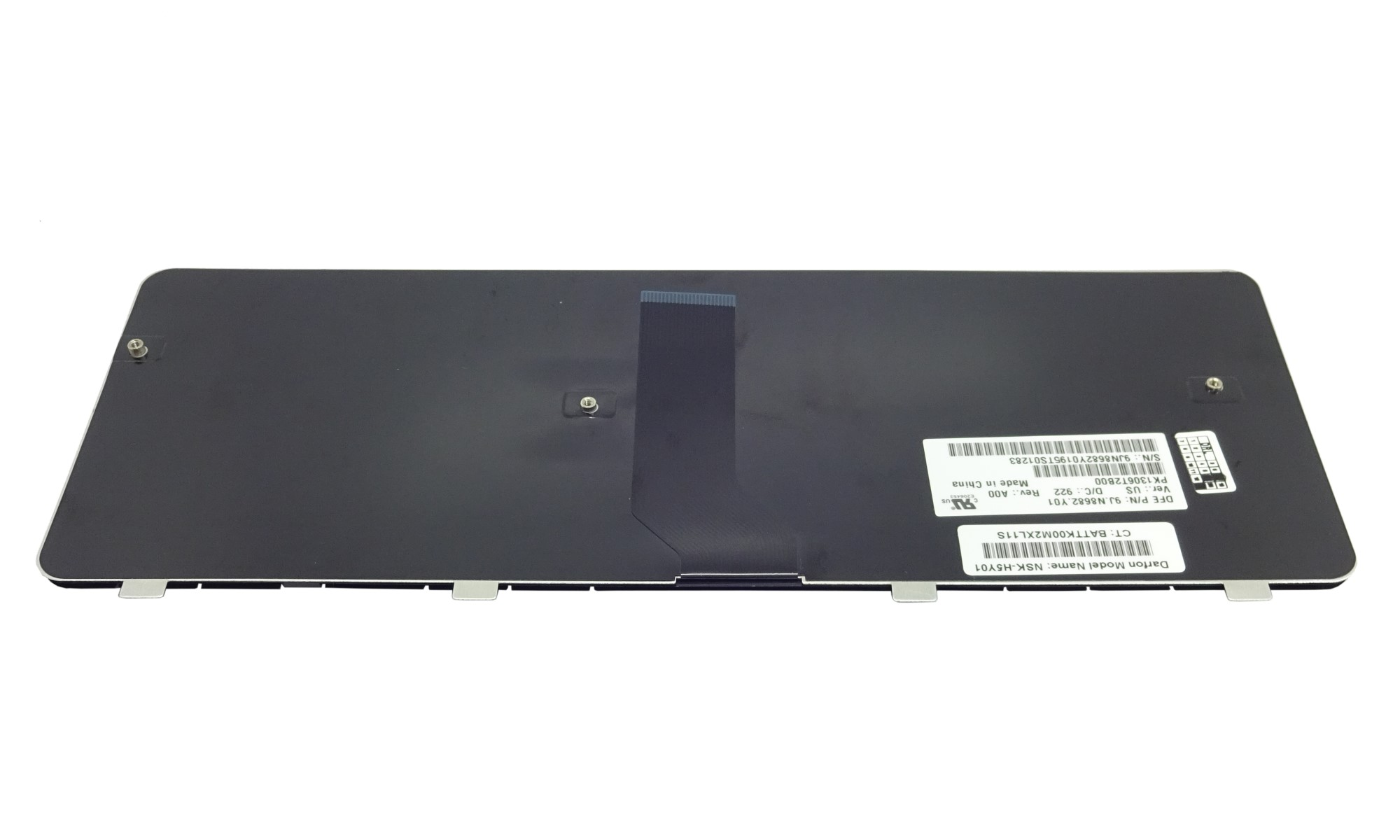 Tastatura compatibila HP Pavilion DV4-1000, negru lucios