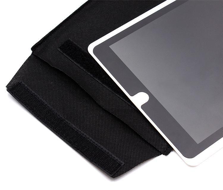 """Filtru de confidentialitate pentru Apple Ipad Mini 4, Mini 3, Mini 2 Retina, Mini, 7.9"""", 4:3, montaj adeziv, negru mat"""