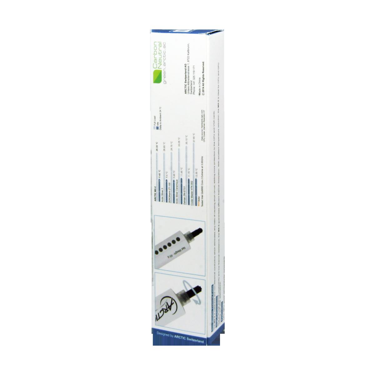 Pasta termoconductoare Arctic cooling MX-2 tub 65g box