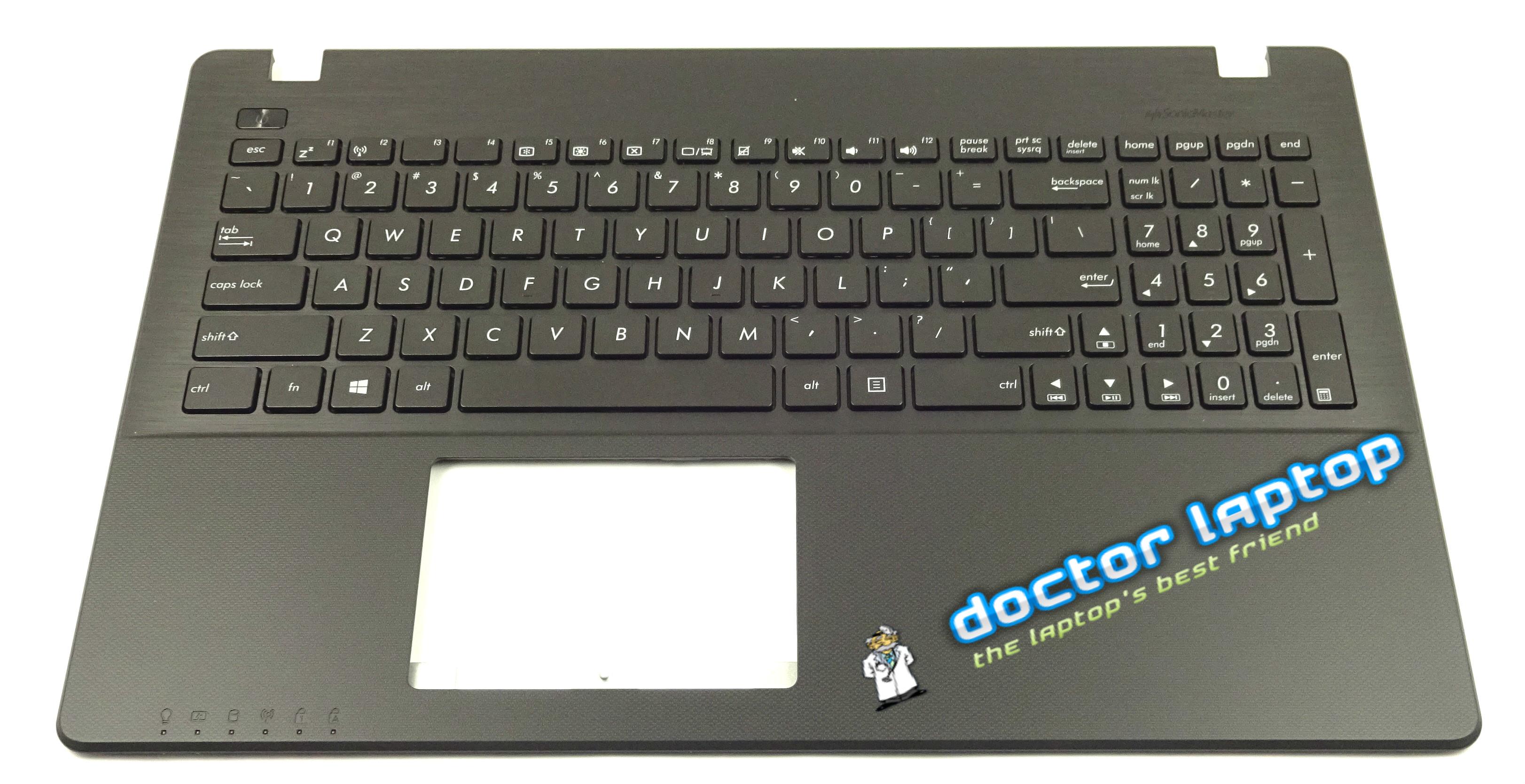 Carcasa superioara si tastatura Asus X550LB NEGRU