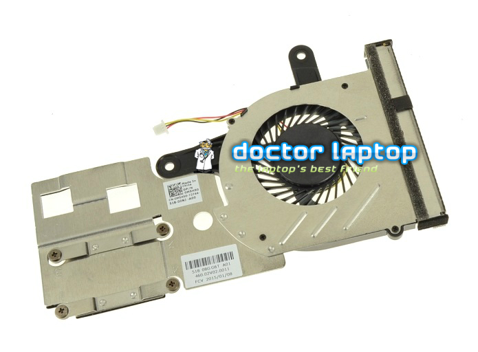 Cooler laptop Dell Inspiron 3451