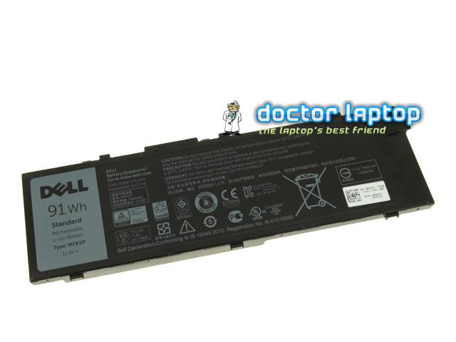 Baterie originala Dell Precision 17 7710 91 Wh