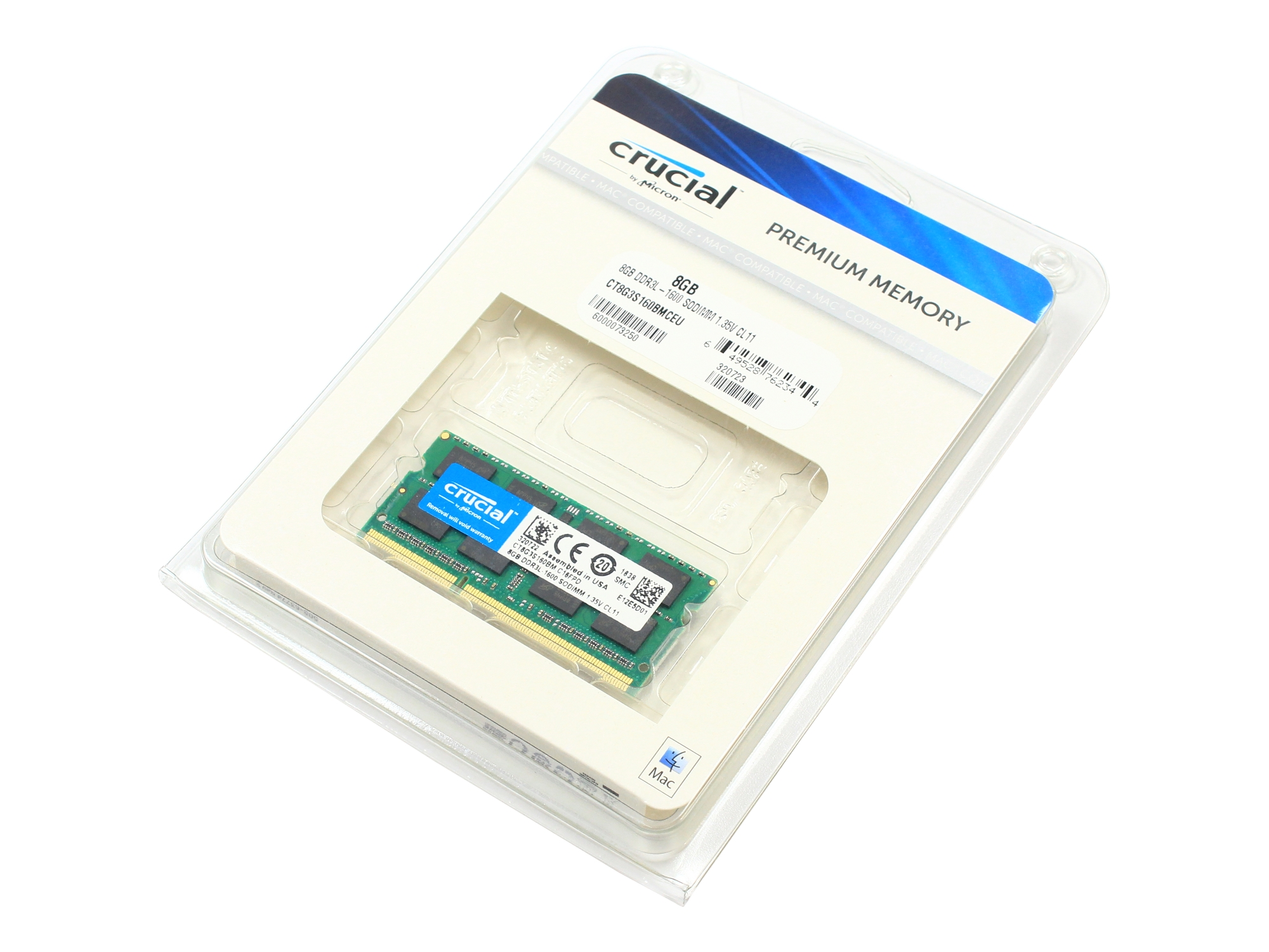 Memorie laptop SODIMM DDR3L 8GB