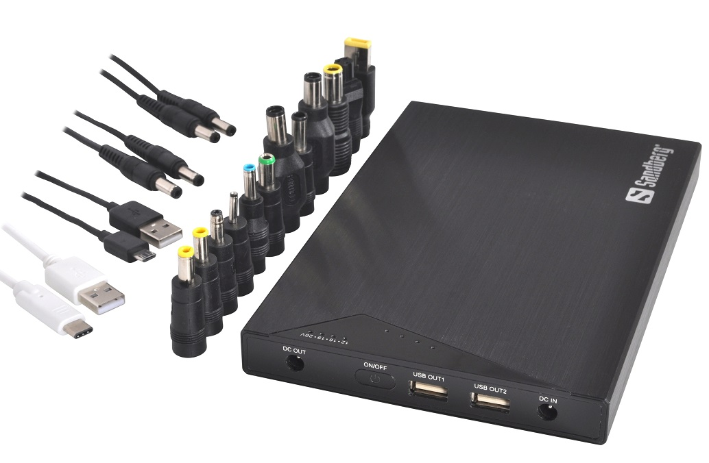 Baterie portabila Sandberg 20000mAh pentru laptop